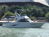 36ft Fiberglass Flybridge Cruiser Sport Fishing Boat For Sale