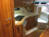 35ft Fiberglass Luxury Cabin Cruiser Boats For Sale