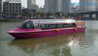 50 seats River Water Taxi Passenger Boat for sale