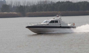 20m Fiberglass High Speed Coast Guard Patrol Boat