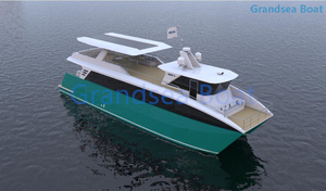 24m Aluminum Touring/sightseeing/luxury Boats for Sale