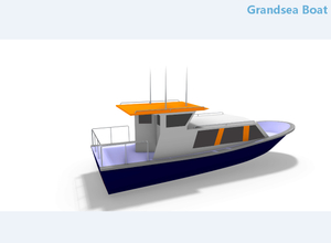 30 seats/passengers high speed aluminum passenger boats for sale