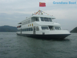 200-400 seats steel ferry passenger boats for sale