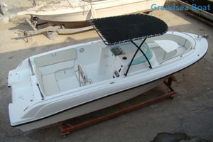 23ft bowrider fiberglass speed fishing boats for sale