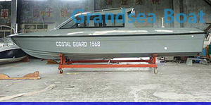 Grandsea 29ft Fiberglass High Speed Police Boats for Sale