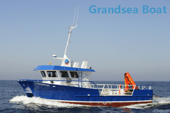 18.5m Aluminum Catamaran Work And Utility Boat for Sale