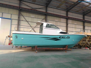 Speed Cabin Fiberglass Fishing Boats for Sale