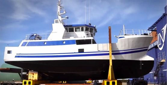 23.5m Steel Hull Longliner Commercial Fishing Boat for Sale
