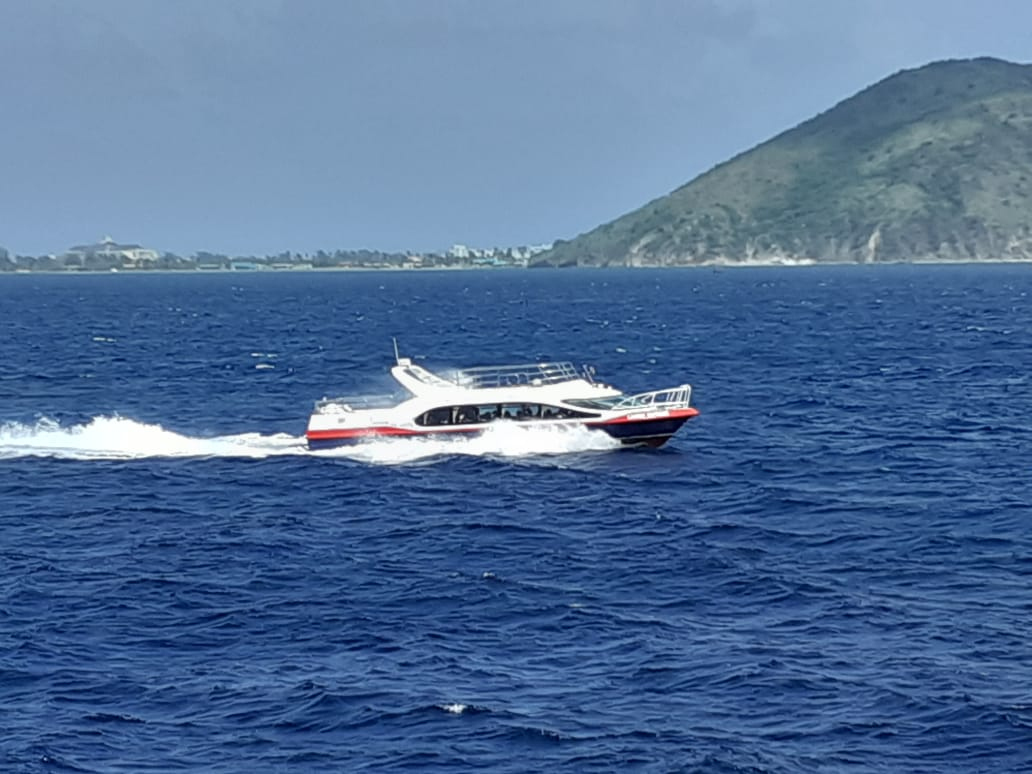 45 Persons Aluminum Fast Passenger Ferry Jet Boats for Sale