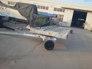 Heavy Marine Boat Trailer for Sale