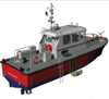 Grandsea 14m Steel Hull Speed Pilot Boat for Sale