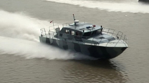 Grandsea Boat 18m/59ft 60knots High Speed Intercept And Assault Patrol Boat for Sale